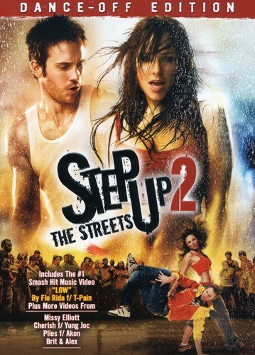 DVD : Step Up 2: The Streets [Widescreen] [O-Sleeve] (, Dubbed, Dolby, AC-3, O-Card Packaging)