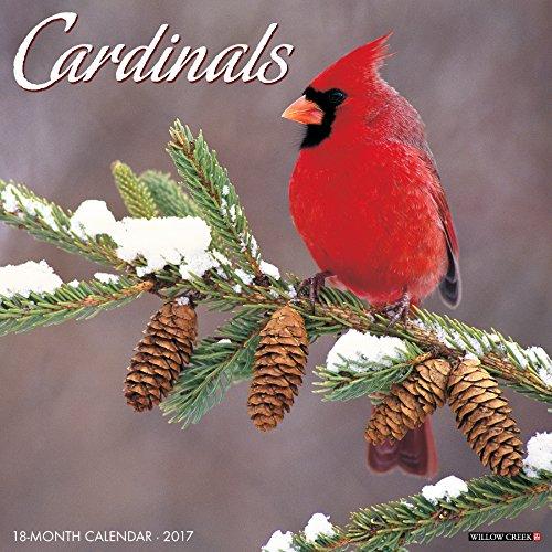 Cardinals 2017 Wall Calendar