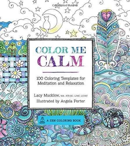 Calm Happy Colors by Lacy Mucklow Color me Calm