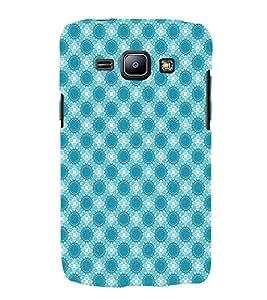 EPICCASE trendy amoeba Mobile Back Case Cover For Samsung Galaxy J1 (Designer Case)