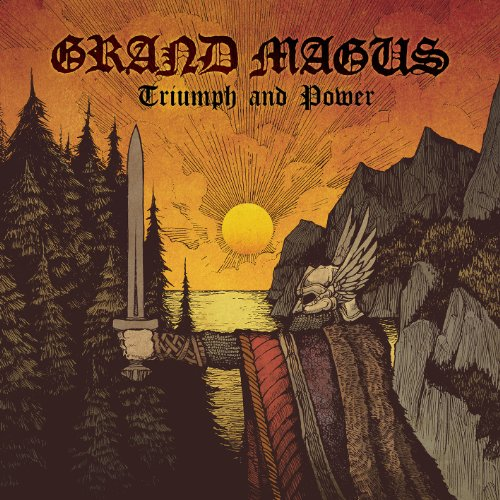 Grand Magus-Triumph And Power-2014-PMS Download