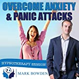 How To Deal With And Overcome Anxiety And Panic Attacks Hypnosis / hypnotherapy CD - Take away the stress and horrible feelings that restrict you from doing things and hold you back from being the person you know that you can be. Start living again and moving forward with your life.