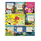 Julia Donaldson Julia Donaldson The Gruffalo Series Children Activity Collection 9 Books Set, (the gruffalo, the gruffalo's child, the smartest giant in town, what the ladybird heard, the princess and the wizard, Tyrannosaurus drip, Room on the Broom)