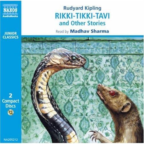 Rikki-Tikki-Tavi & Other S 2D (Naxos Junior Classics)