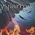 Sparrow Audiobook by L.J. Shen Narrated by Michael Pauley