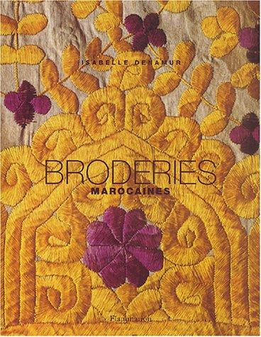 Broderies-marocaines