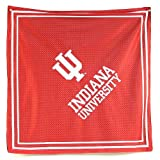 Indiana Hoosiers Jersey Bandana at Amazon.com