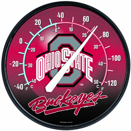 NCAA Ohio State Buckeyes Thermometer at Amazon.com