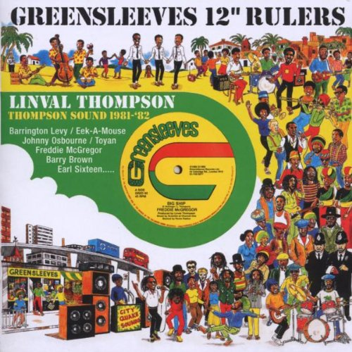 Linval Thompson - Greensleeves 12