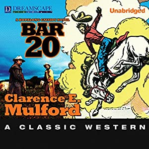 Bar-20 Audiobook