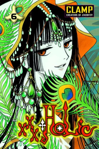 XXXHolic 6 (Xxxholic (Graphic Novels))Clamp