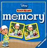 Ravensburger Handy Manny Memory Game