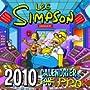 Calendrier Pro les Simpson 2010