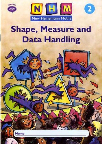 New Heinemann Maths Yr2, Shape, Measure and Data Handling Activity Book (8 Pack)