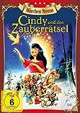 DVD Cover 'Cindy und das Zauberrätsel - Märchen Sterne