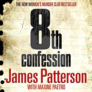 8th Confession Audiobook