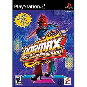 Dance Dance Revolution DDR Max - PlayStation 2