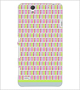 PrintDhaba Mobile Pattern D-1510 Back Case Cover for SONY XPERIA C4 (Multi-Coloured)