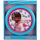 Disney Doc McStuffin 9.5 Wall Clock