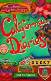 Ducky (California Diaries) (0439010667) by Martin, Ann M.
