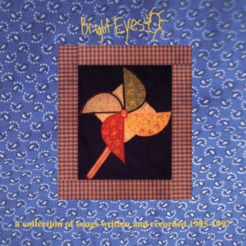 Collection-of-Songs-Written-Recorded-1995-Analog-Bright-Eyes-LP-Record