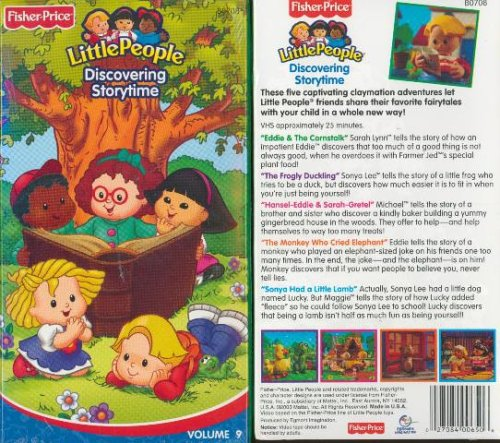 Fisher Price Videos