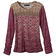 prAna Living Women's Lottie Top