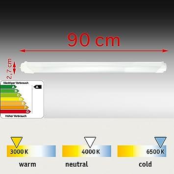 T8 16W LED SMD Röhre 90cm Unterbauleuchte Leuchte Rohr Tube  Leuchtstoffröhre Leiste Leuchtmittel Matt Michig neutralweiß 5c3a0a4ec8