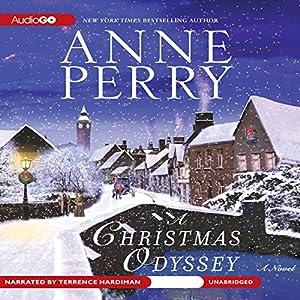 A Christmas Odyssey Audiobook