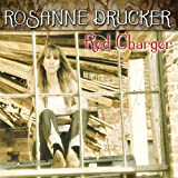 Rosanne Drucker Red Charger