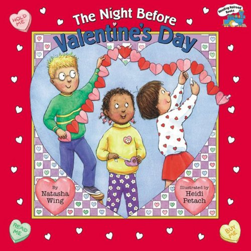 kids valentine day books