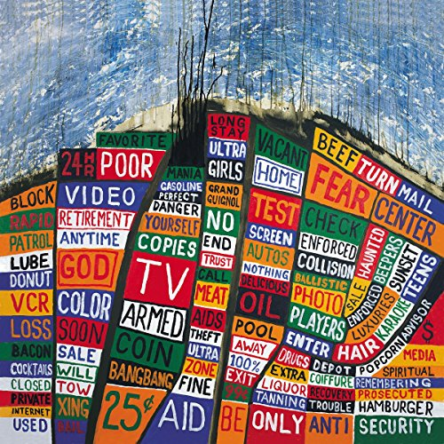 Radiohead - Hail To The Thief  (Capitol 180g LP) - Zortam Music