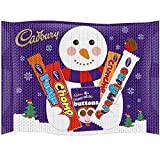 Cadbury Medium Snowman Selection Pack (Box of 10)