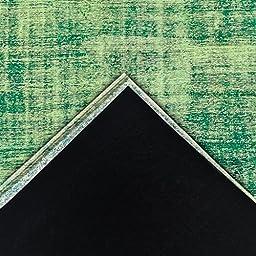 3x5 Felt and Rubber Non Slip Rug Pads For Hardwood Floors- Ultra Black 22 ®