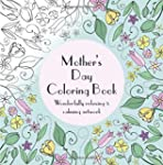 Mother's Day Coloring Book: Wonderful...