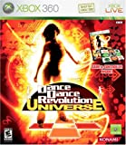 Dance Dance Revolution: Universe bundle with dance pad for Xbox 360
