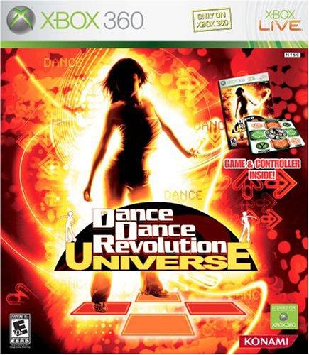 Dance Dance Revolution Universe Bundle