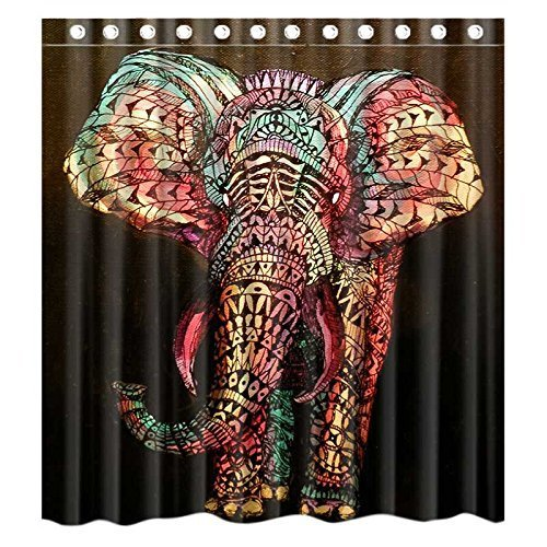 Elegant elephant decor in the home for Elephant bathroom accessories