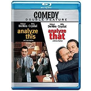 Analyze This & Analyze That [Blu-ray] [US Import]