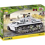 Cobi 2461 Small Army - World War II - Panzer IV Ausf. F1/G/H