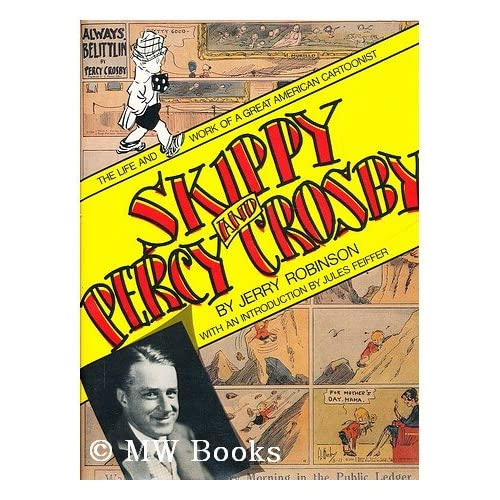 IDW udgiver komplet Skippy af Percy Crosby i juli 2012