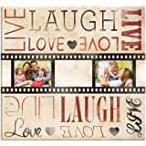 MBI by MCS Industries 860107 Filmstrip Scrapbook Album with Top Load Pages, 12 by 12-Inch