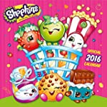 The Official Shopkins 2016 Square Cal...