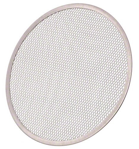 Update International Ps-15 Aluminum Pizza Screen, 15-Inch