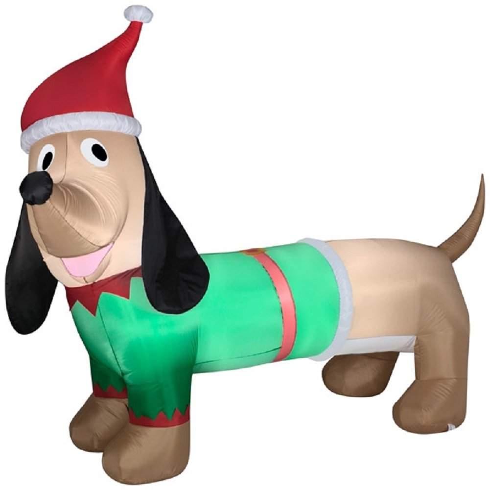 Christmas Puppy Dog Inflatables | Christmas Wikii