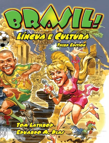 Brasil! Língua e Cultura, 3rd Edition Textbook