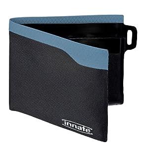 Innate Gear TE-PRBF BL BLK PortaLarge Billfold Wallet (Blue/Black)