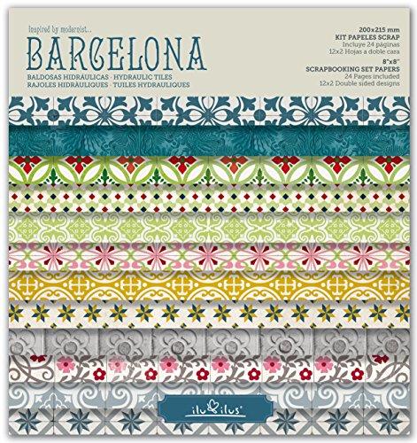 scrapbook-barcelona-pad-8-203mm-kit-papeles-para-scrapbooking