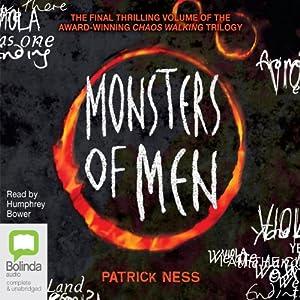 Monsters of Men Audiobook
