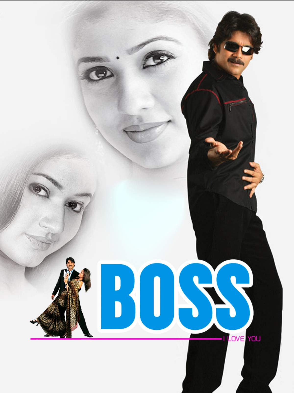 Boss - I love you on Amazon Prime Video UK